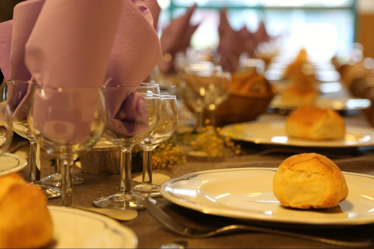 Les arts de la table, une décoration sur mesure