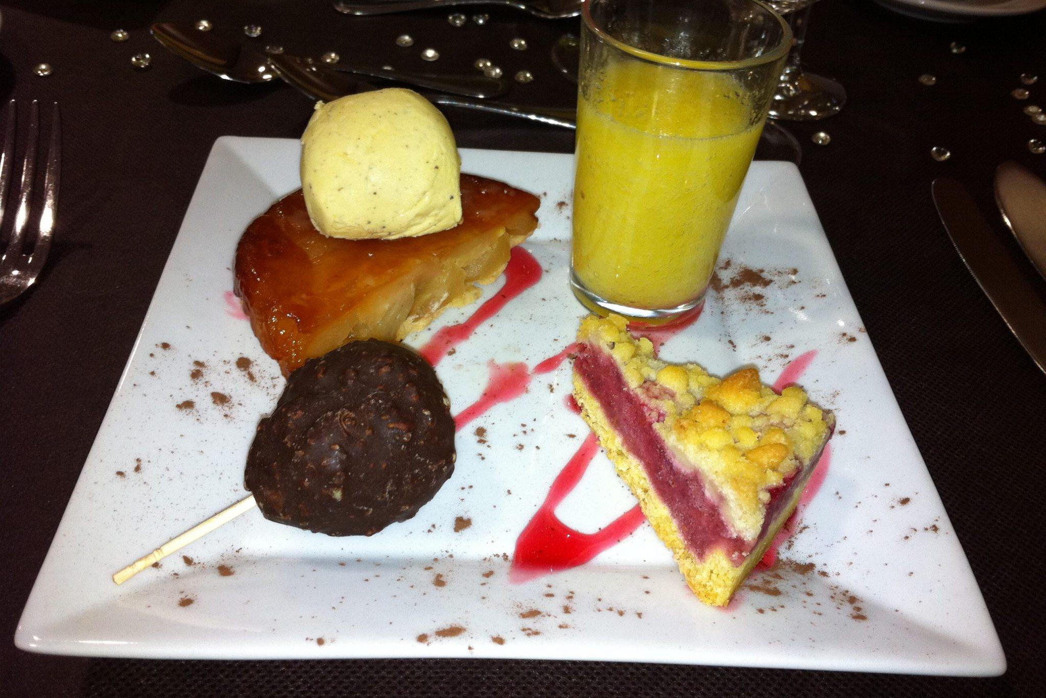 Desserts gourmands pour les enfants et les plus grands