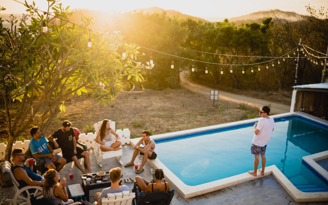 Soirées «pool party»: l'été c'est show