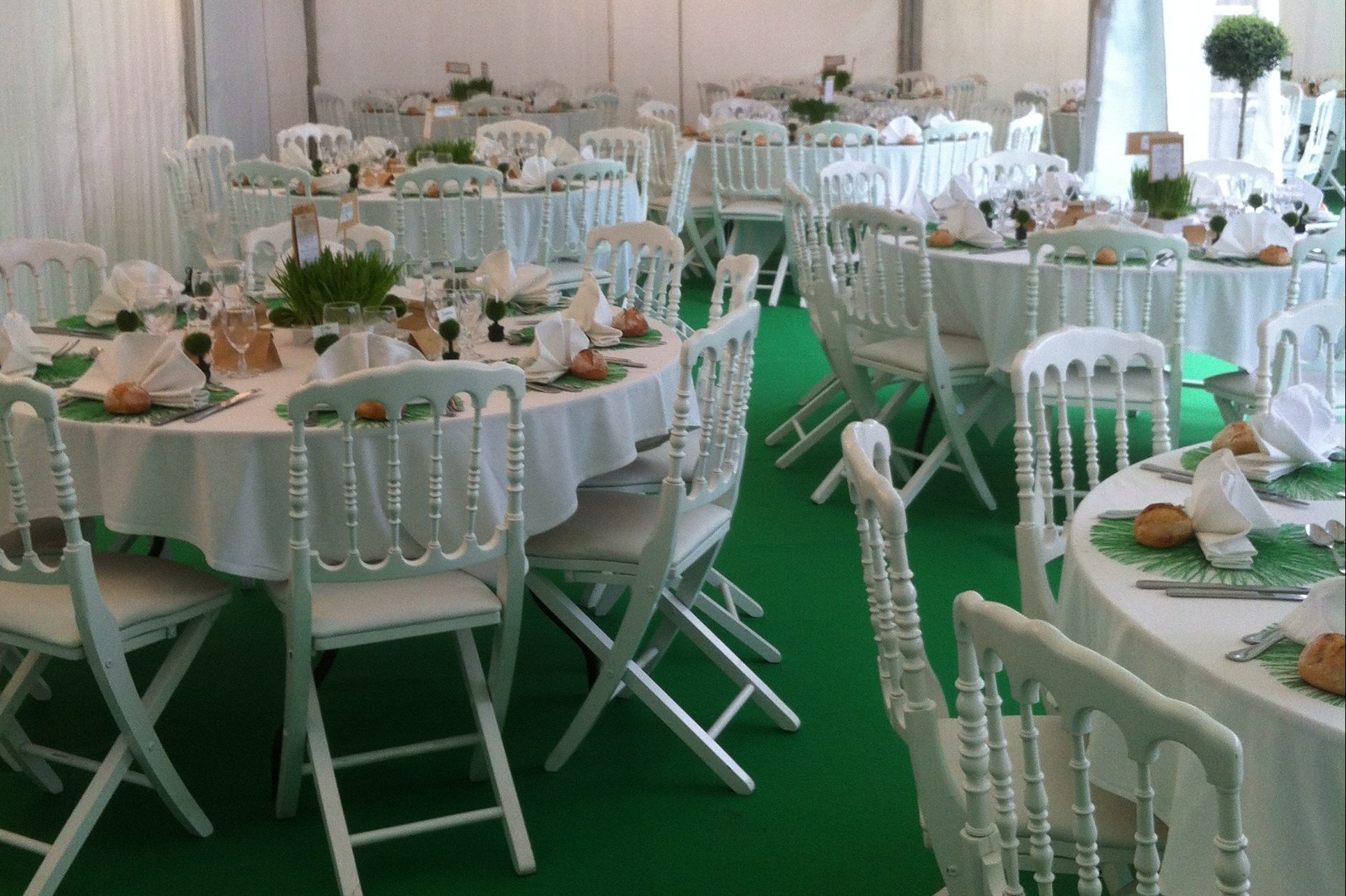 Ambiance Garden Party